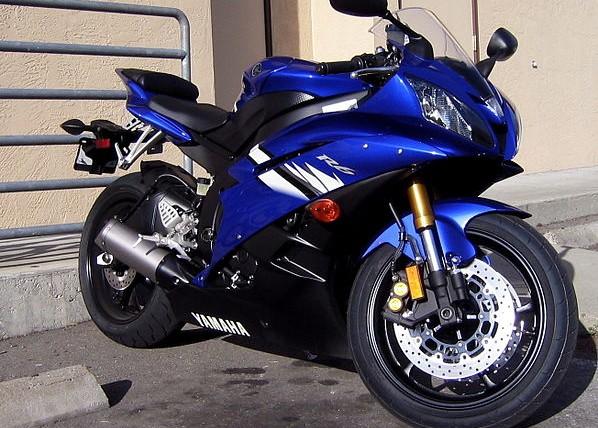 yamaha R6, motor sport yamaha