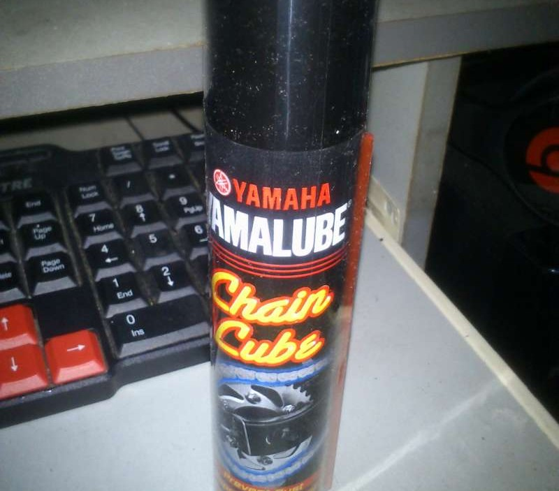 Chain Lube Yamalube