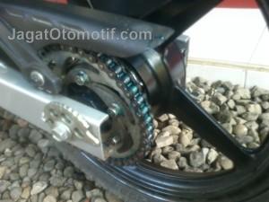 chain lube, rantai motor