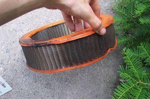 filter udara