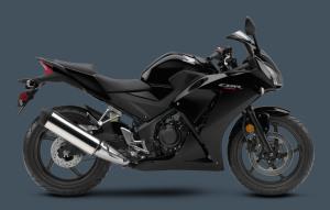 Honda CBR300R 2015 Black