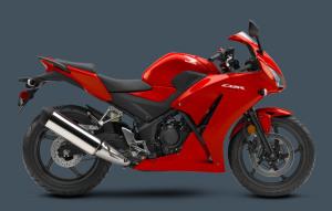 Honda CBR300R 2015  Red