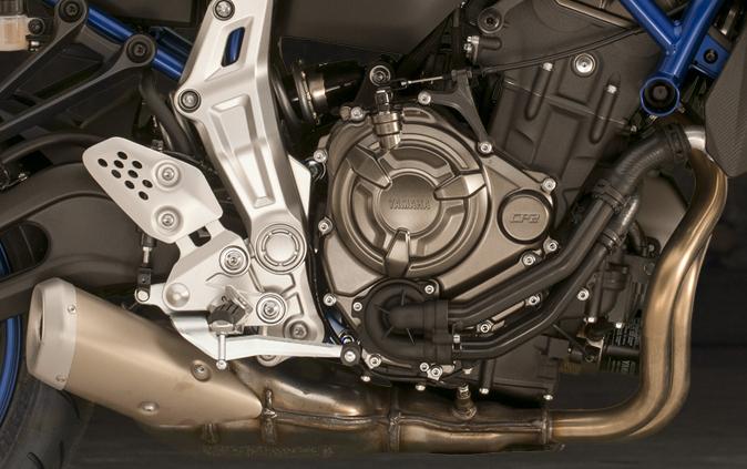 Engine Yamaha FZ-07 2015
