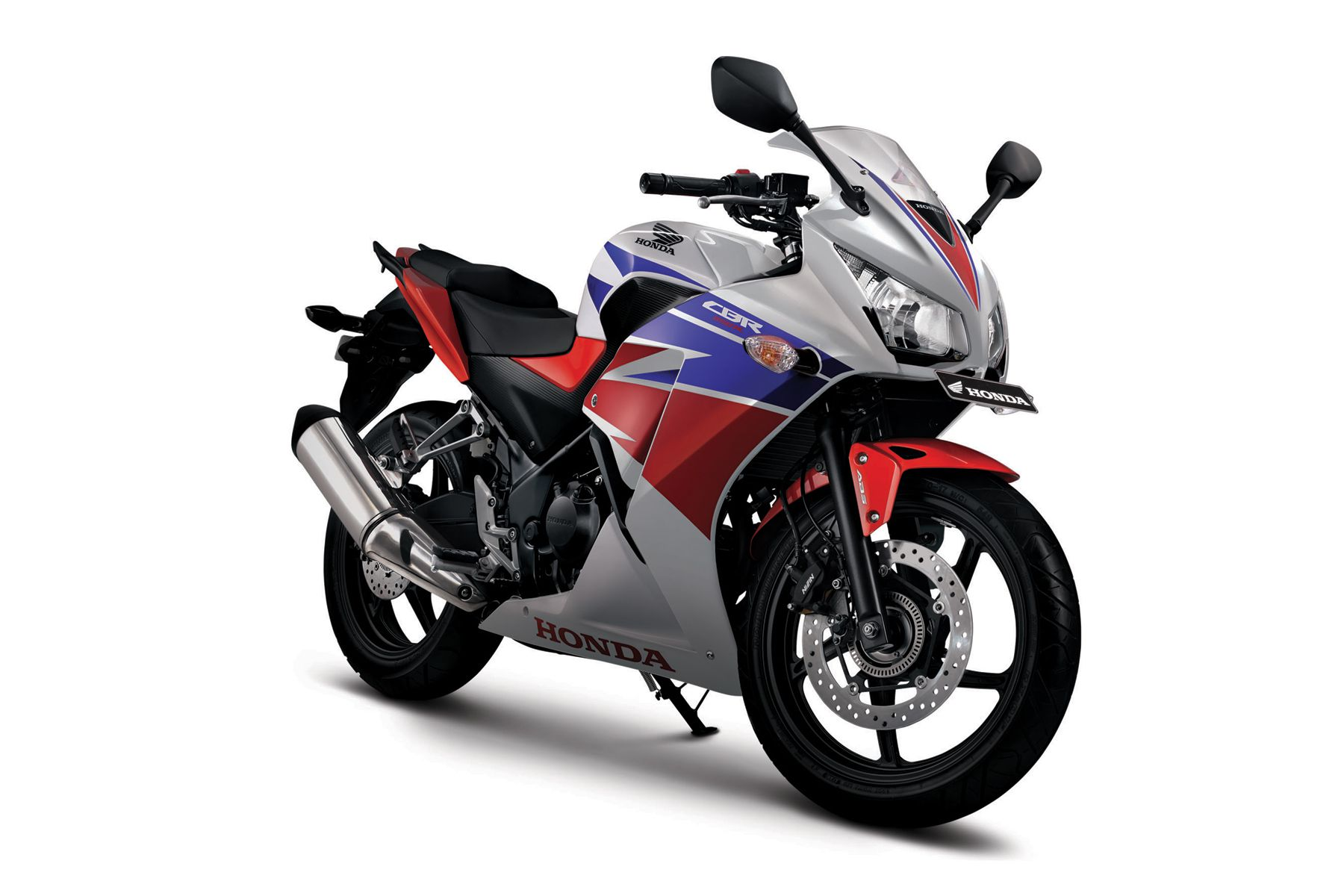 Honda CBR250R Three Colors