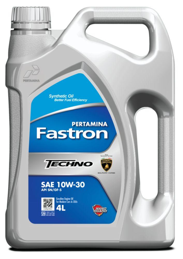 Fastron Techno 10W-30 4L
