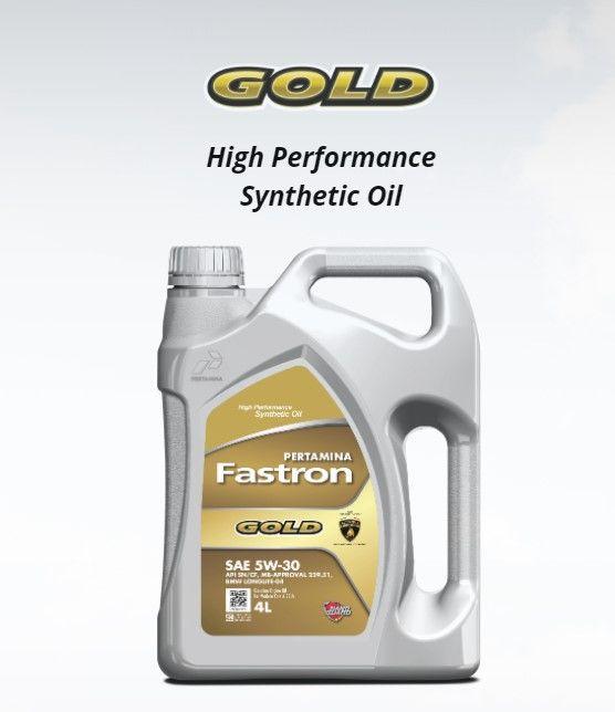 Pertamina Fastron Gold 5W-30