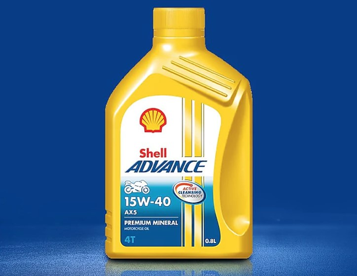 Shell Advance AX5
