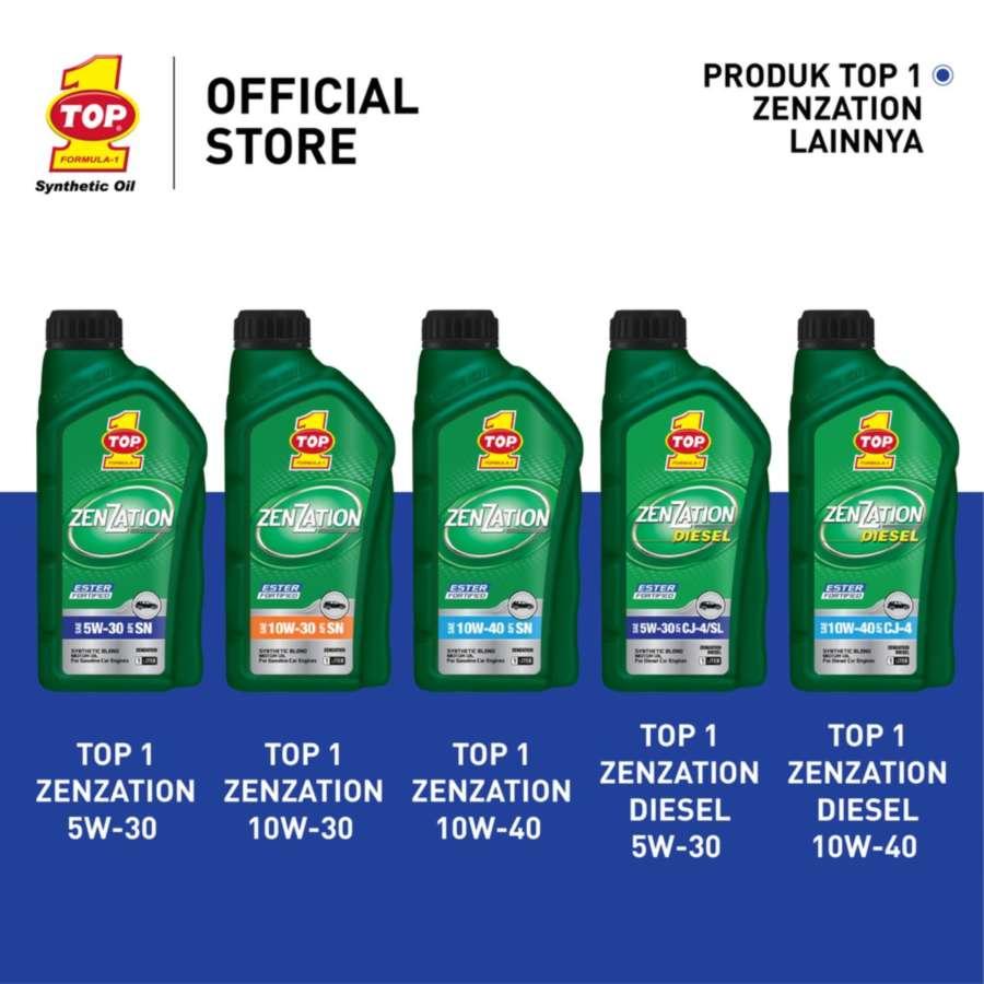 TOP 1 Zenzation