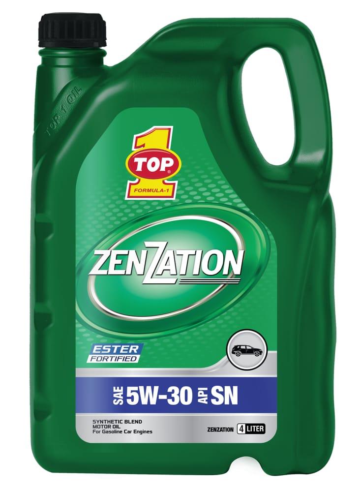 ZENZATION 5W-30-4L