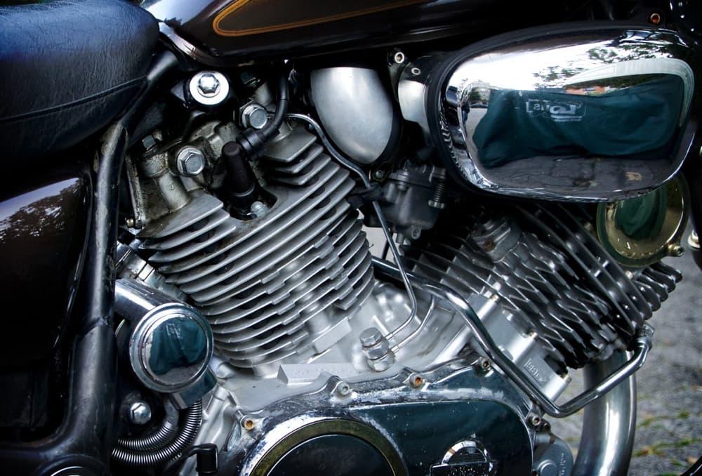 Engine motorcyle
